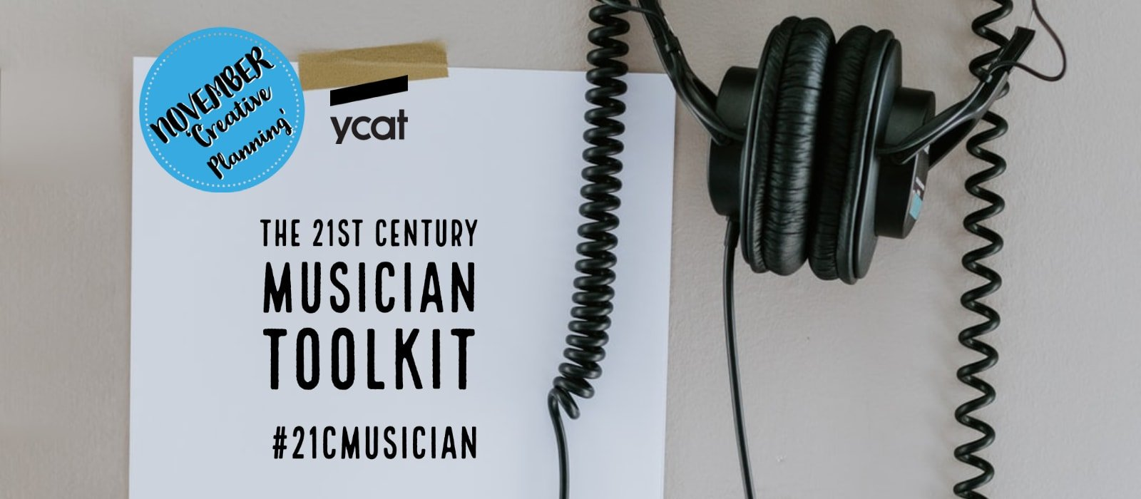 Musicians toolkit banner Nov