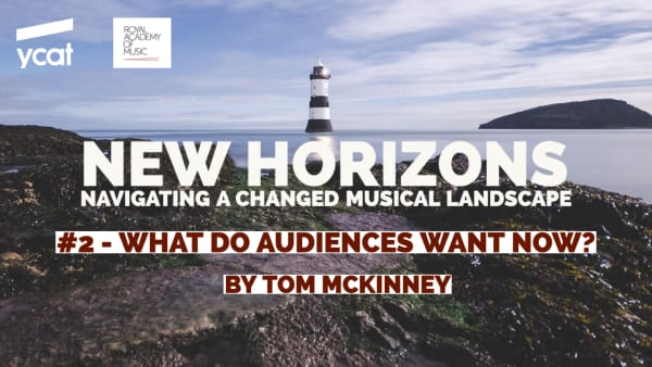 What do audiences want now?