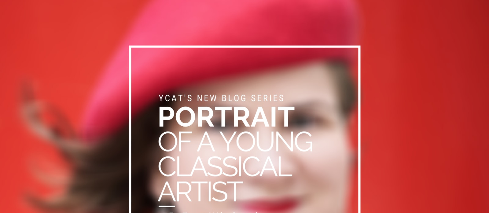 Portrait of a Young Classical Artist: Ema Nikolovska
