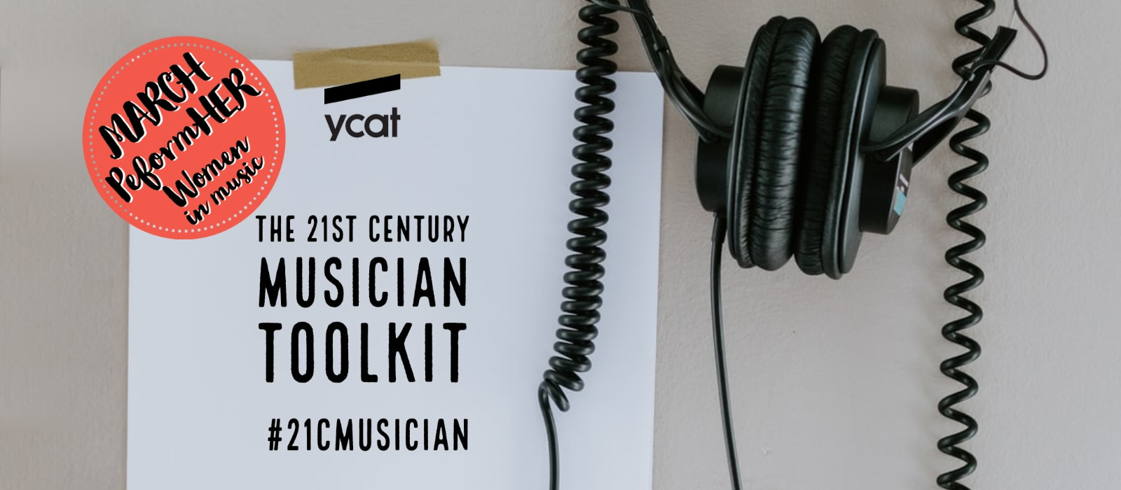 21cMusician toolkit: the March edition