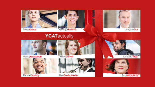 Season's Greetings from YCAT