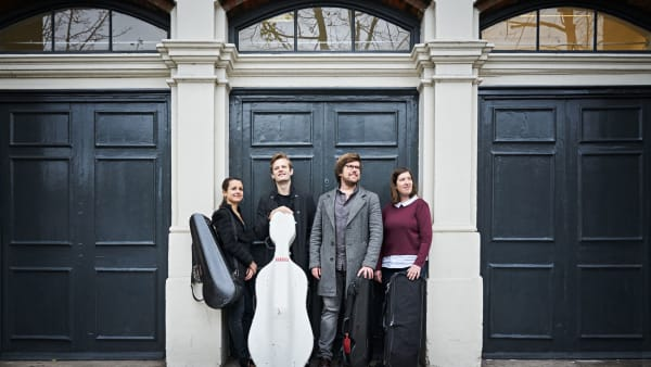 Castalian String Quartet joins IMG Artists