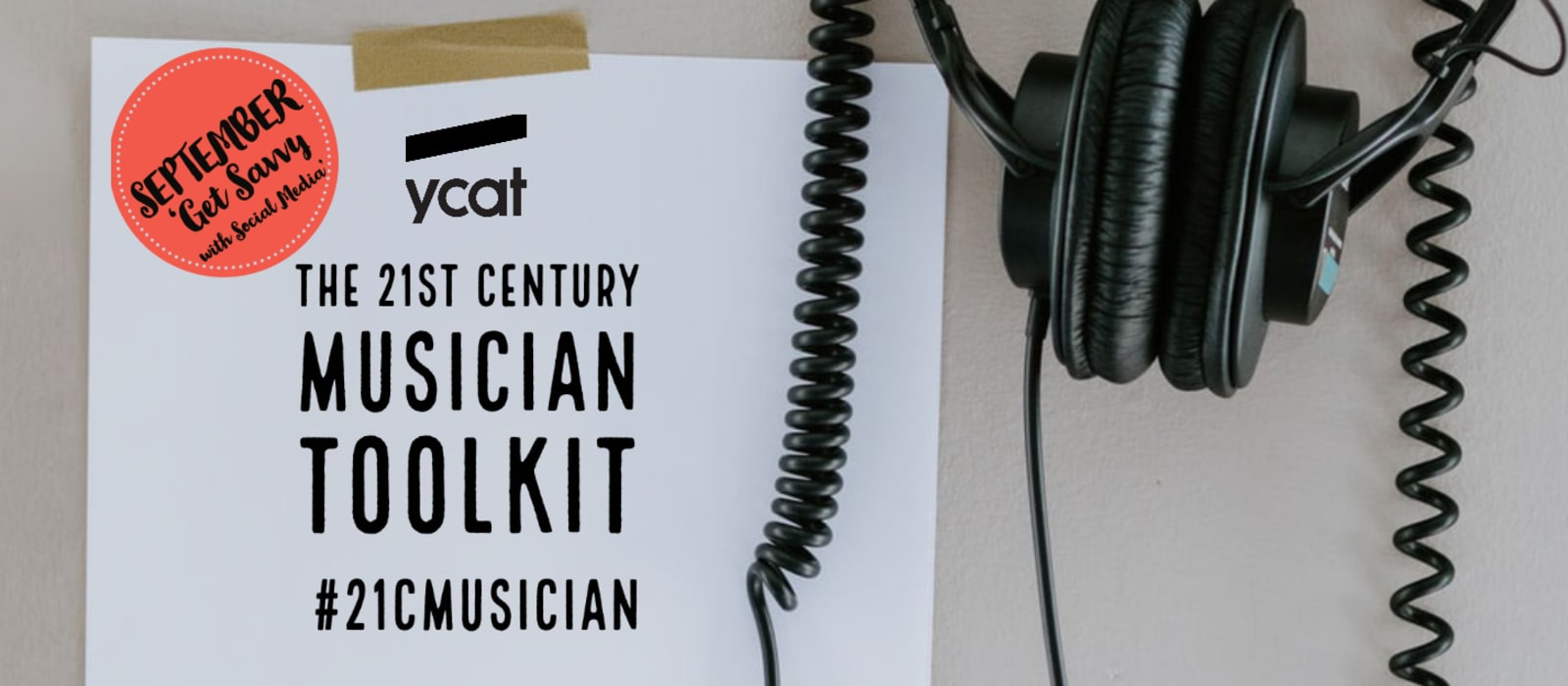 21cMusician toolkit: the September edition