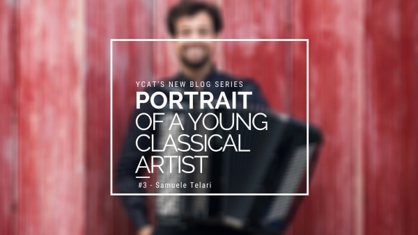 Samueles Portrait of a Young Classical Artist poster