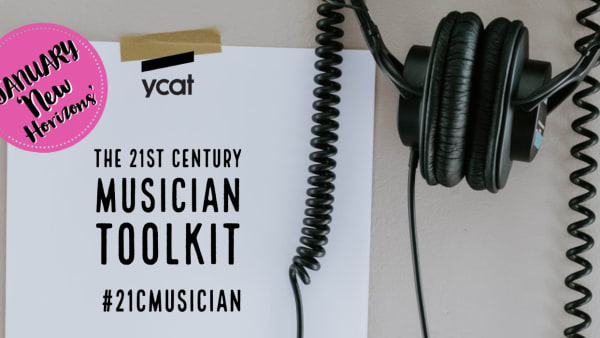 21cMusician toolkit: the January edition