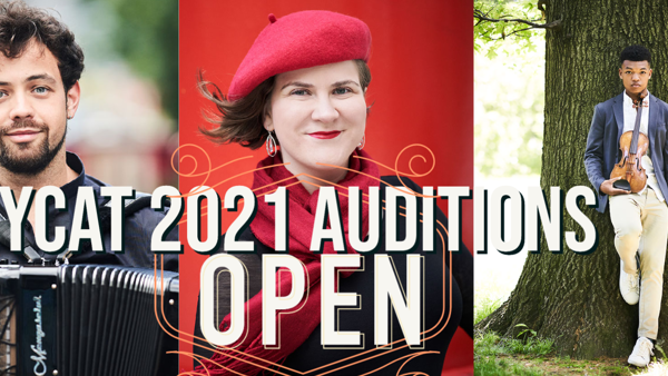 2021 Auditions now open!