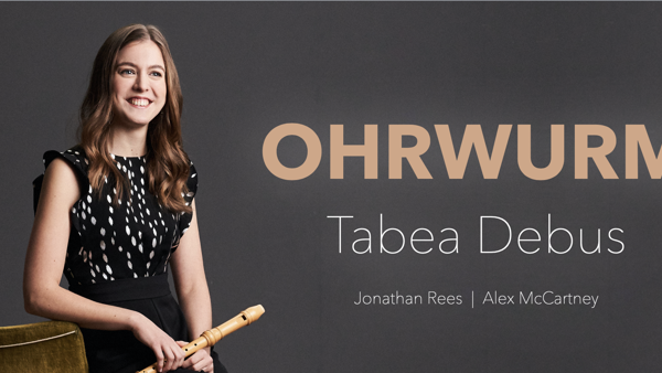 Tabea Debus releases 'Ohrwurm' album with Delphian Records