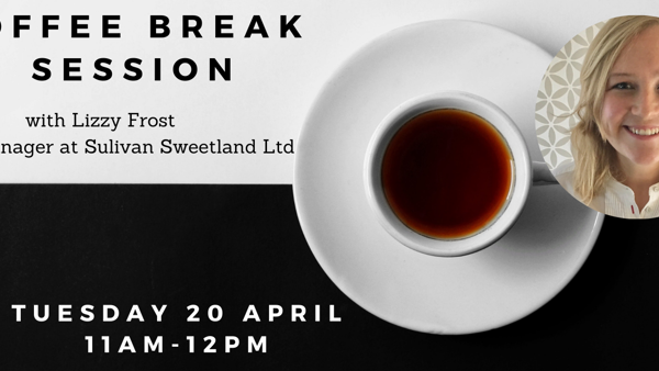 Coffee Break Session with Lizzy Frost (Artist Manager at Sulivan Sweetland Ltd)